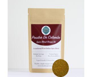Poudre De Colombo Spice Blend