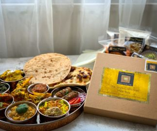 The Pure Punjabi Traditional Meal Kit Box