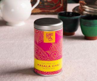 Masala Chai Loose Leaf Tea 50g Tin