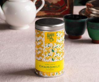 Whole Loose Chamomile Flowers 25g Tin