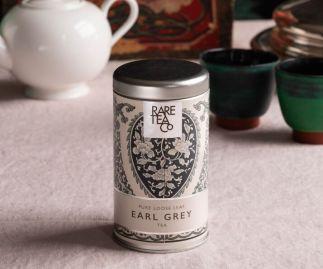 Earl Grey Loose Leaf Black Tea 50g Tin