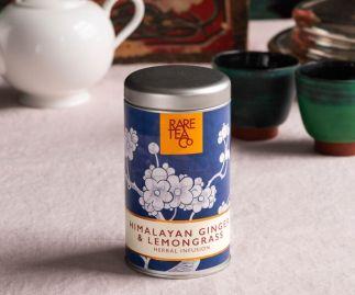 Himalayan Ginger & Lemongrass Loose Leaf Tea 30g Tin