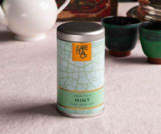 Green Tea & Mint Loose Leaf Tea 25g Tin
