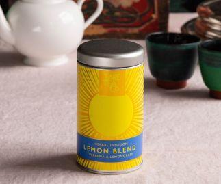 Lemon Blend Loose Leaf Tea 25g Tin