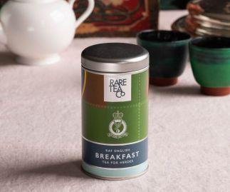 RAFA Tea for Heroes English Breakfast Black Tea 50g Tin