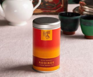 South African Wild Rooibos Loose Leaf Tea 50g Tin