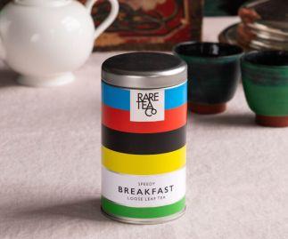 Speedy Breakfast Loose Leaf Black Tea 50g Tin