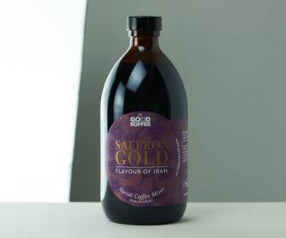 Saffron 'Social Coffee' Cocktail Mixer