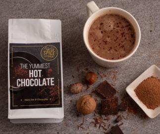 The Yummiest Hot Chocolate