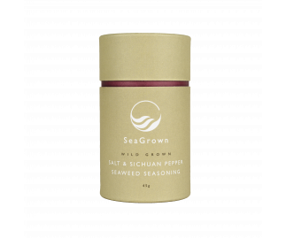 SeaGrown Salt & Sichuan Seaweed Seasoning