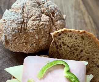 Brown Seeded Bread Rolls Gluten Free