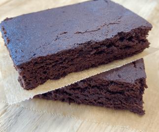 Chocolate Brownie Gluten Free