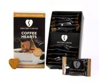 Shelton's Instant Coffee Hearts Cappuccino