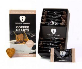 Shelton's Instant Coffee Hearts Vanilla