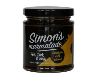 Simon's Marmalade - Fabulous with Cheese 227g (Seville Orange & Lemon)