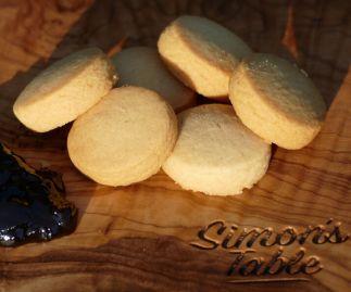 Simon's Marmalade Shortbread (All butter) Made to order
