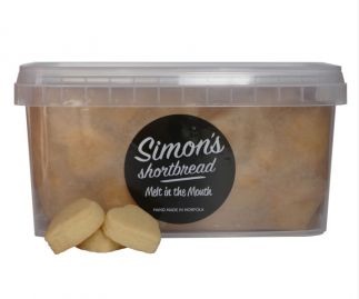 Simon's Shortbread (All butter) 325g
