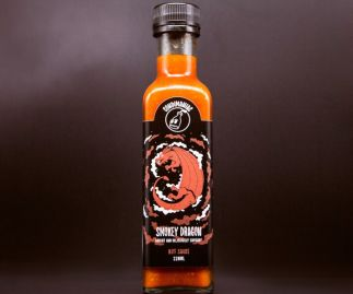 Smokey Dragon - Tomato based smoky hot sauce (220ml)