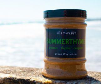 Italian Herb Seasoned Peanut Butter 380g