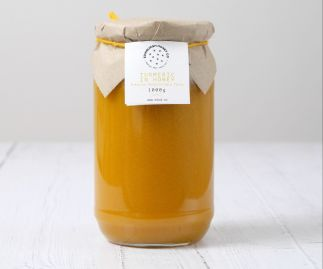 Turmeric Infused Honey 1 Kg