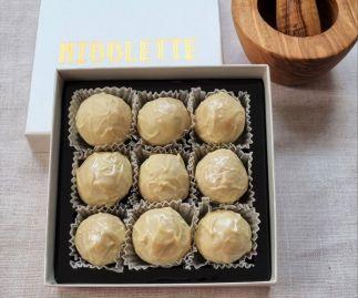 Thandai White Chocolate Truffles