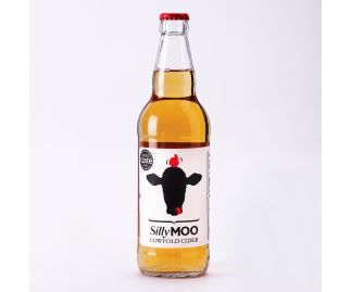 Silly Moo Cowfold Cider 500ml