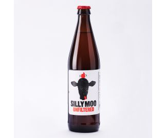 Silly Moo Unfiltered Cider 500ml