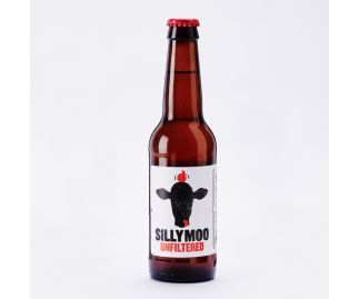Silly Moo Unfiltered Cider 330ml
