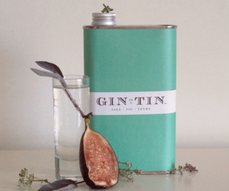 FIG, SAGE AND THYME, GIN NO.17 – 50CL TIN