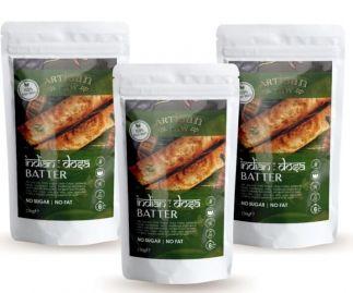 100% Vegan And Gluten-Free Fermented Dosa Batter (750g)