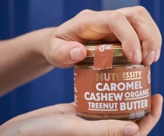 Organic Caromel Cashew Butter (Free Delivery)