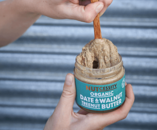 Organic Date & Walnut Butter (Free Delivery)