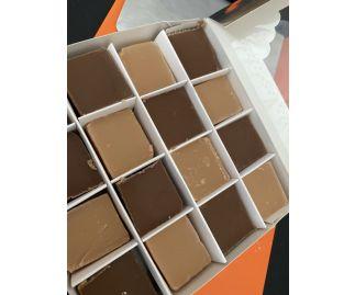 Handmade Vegan Vanilla & Chocolate Fudge Gift Box