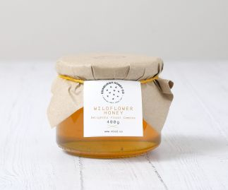 Wildflower Honey 0.4 Kg