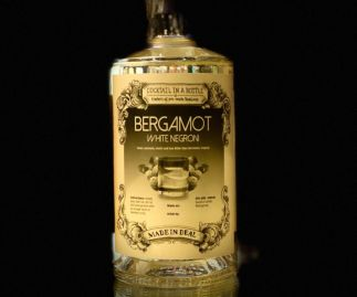 Bergamot White Negroni Premixed Cocktail