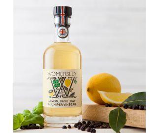 Womersley Lemon, Basil, Bay & Juniper Vinegar