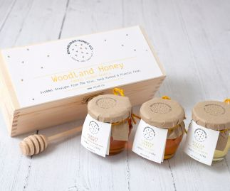 Woodland Honey Gift Set