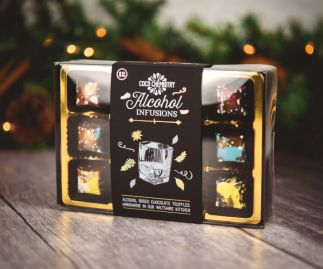 Alcohol Infusions Truffle Box