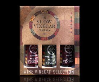 Wine Vinegar Gift Box Autumn Collection