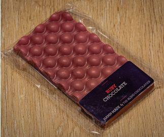 Ruby chocolate bar  80g