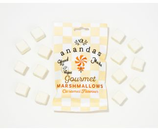 NEW Ananda's Caramel Marshmallow Bag 45g