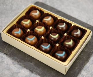 The Cocktail Collection Truffle Box