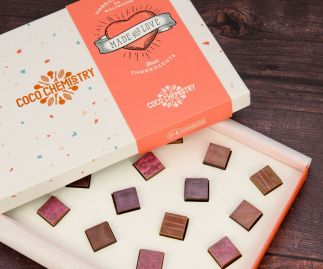 Valentine's Caramel Gift Box