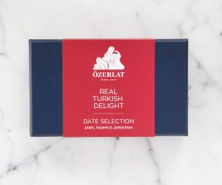 Date Selection Turkish Delight