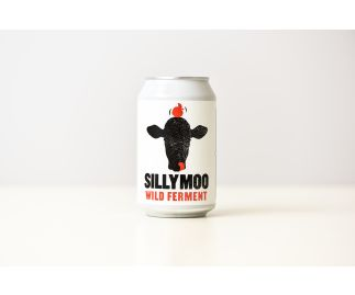 Silly Moo Wild Ferment Cider 330ml