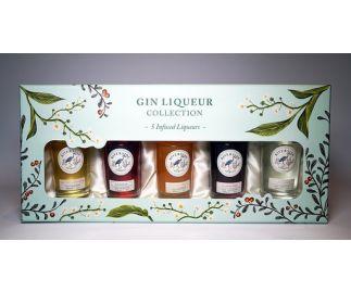 Gin Liqueur Luxury Gift Set