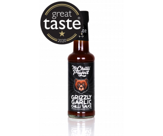 Grizzly Garlic Chilli Sauce