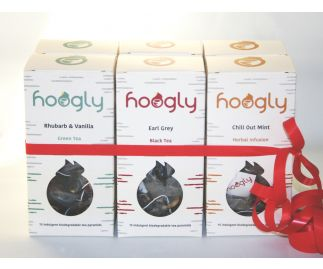 Mixed selection of Hoogly Teas