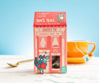 Cherry Pie - children's fruit tea