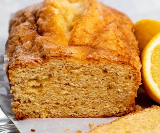 Gluten Free Lemon Drizzle Cake - 280g